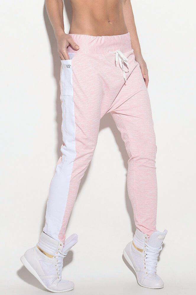 Superhot Pants drop crotch Rose CAL1262