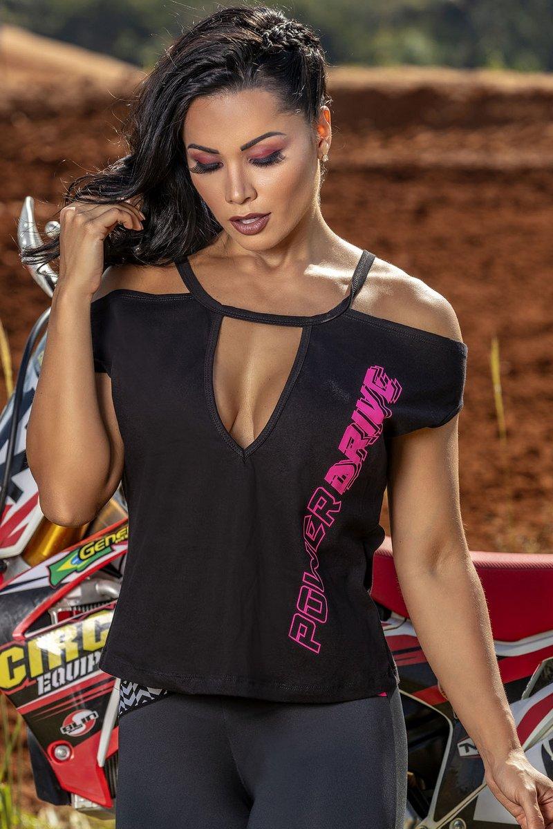 Hipkini Blusa Extreme Daytona 3336490