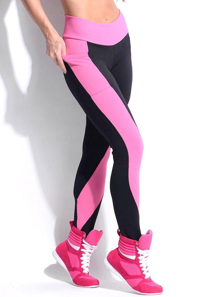 Superhot Calça Legging Resist Black CAL1423
