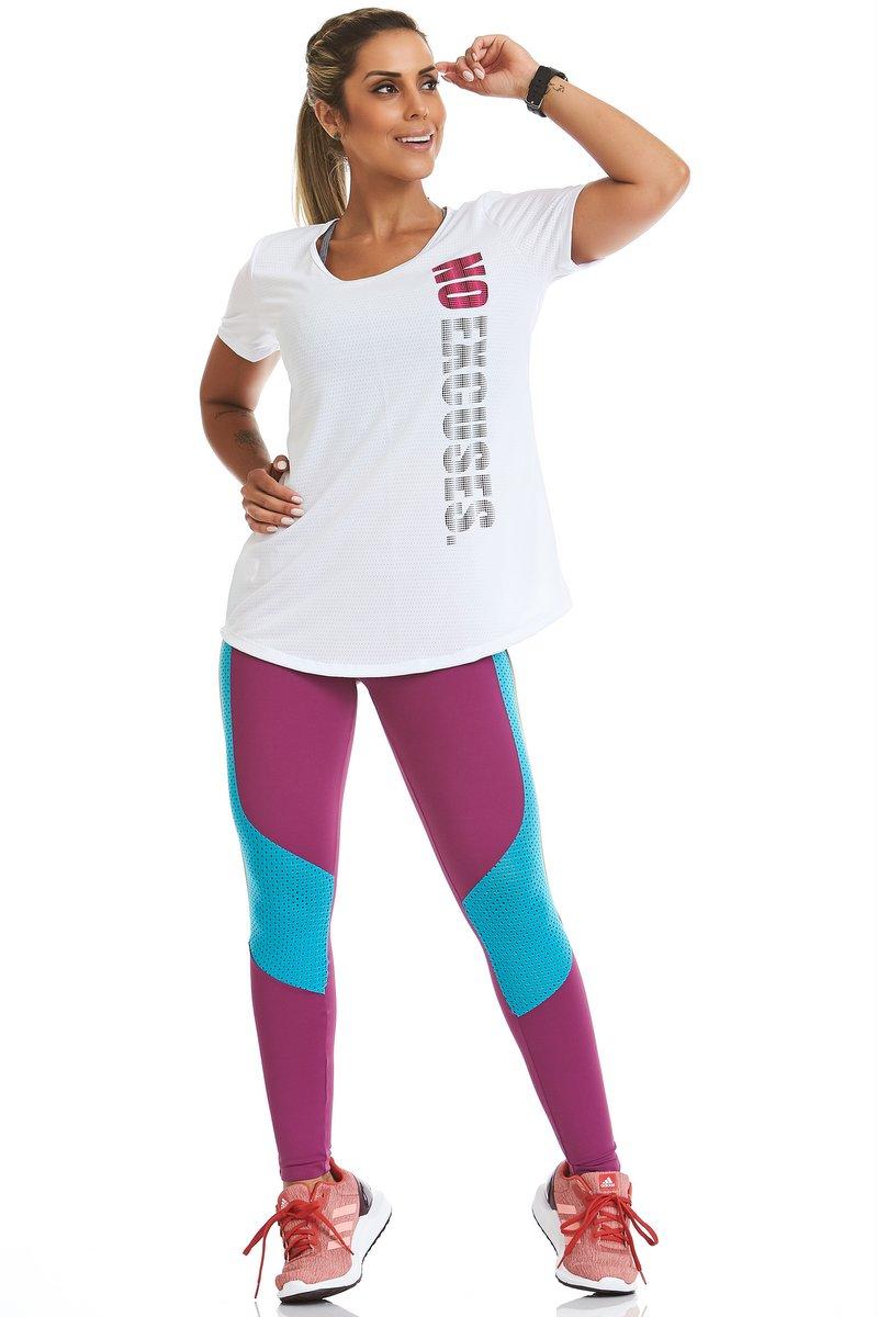 Stayfit Calça Legging Emana Premium Roxa SL31F8189