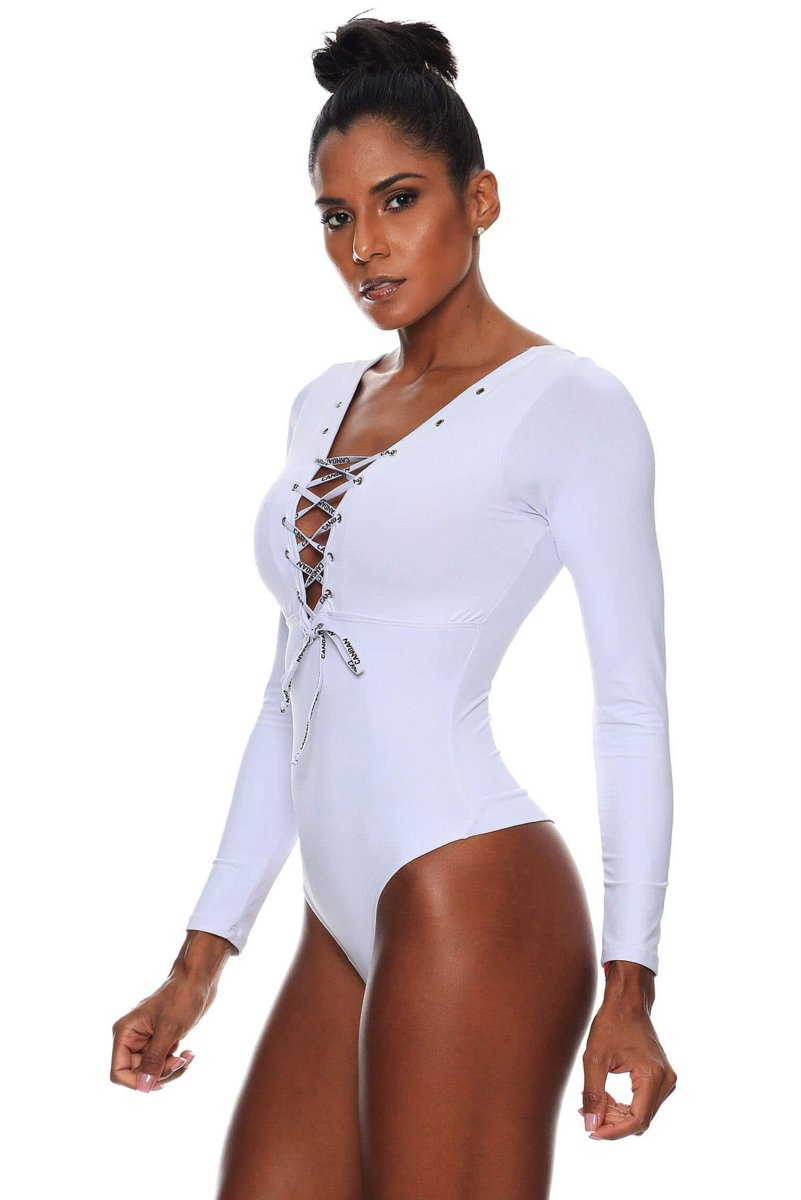 Canoan Body Cross Line Branco 17326
