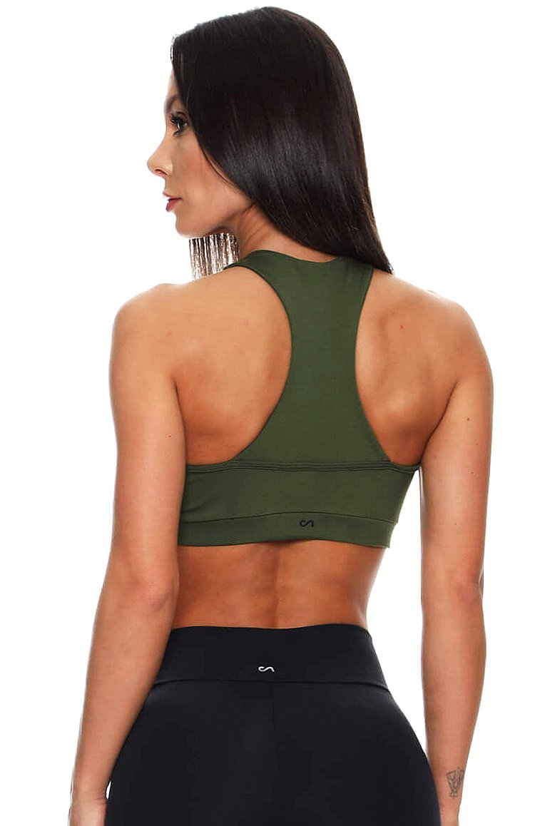 Canoan Top Covered Verde  79035