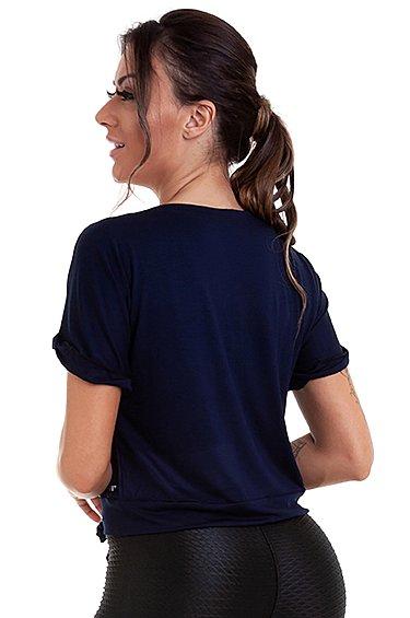 Garota Fit Blusa Laces BL78LM