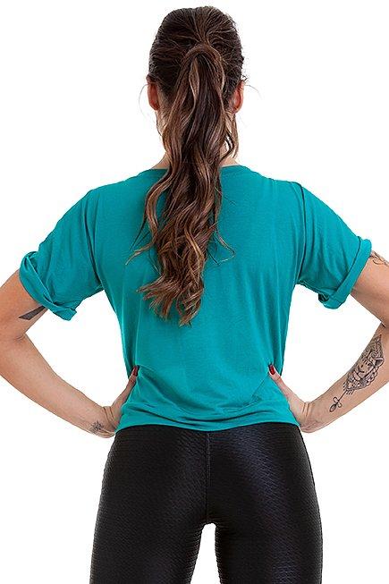 Garota Fit Blusa Laces BL78HB