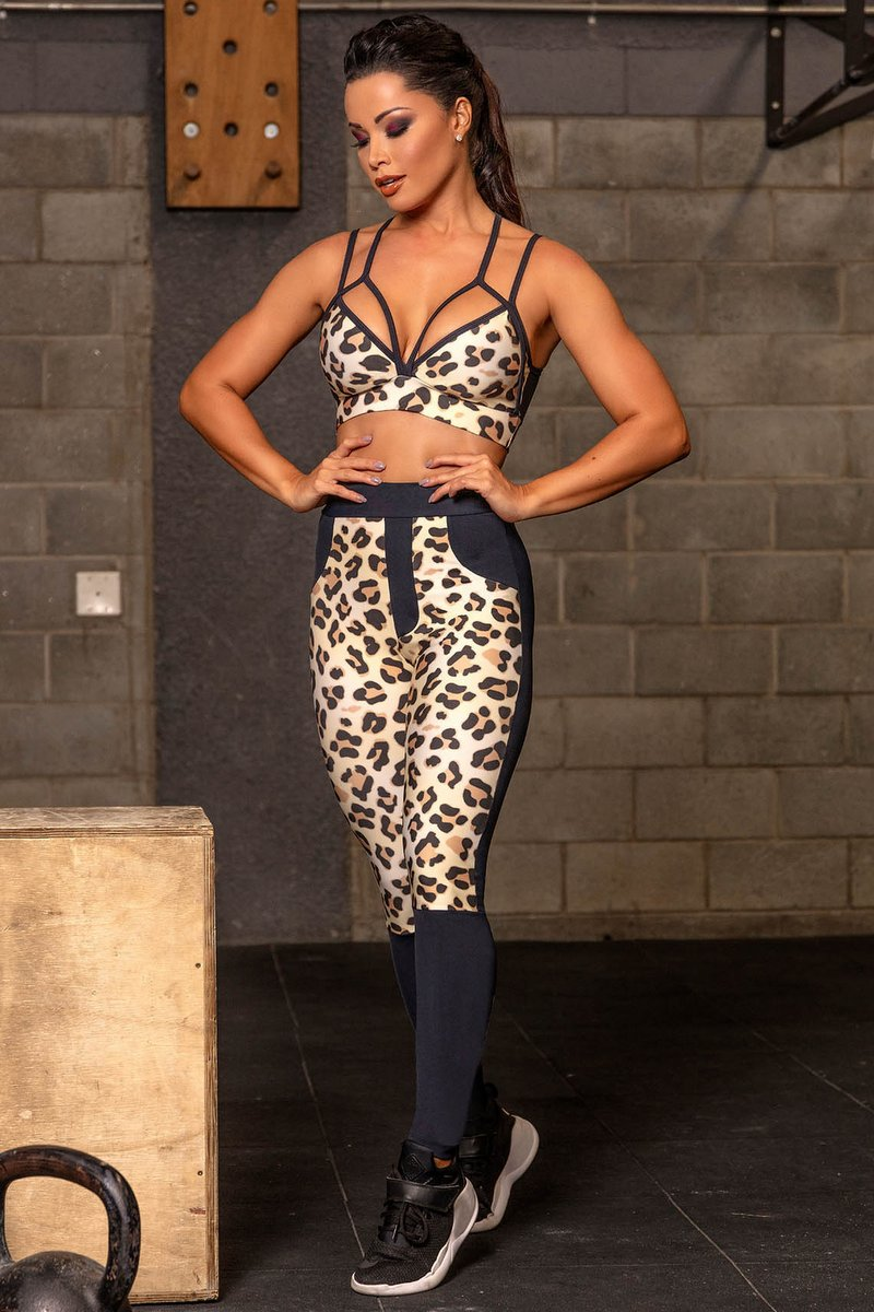 Hipkini Legging Woman Power Winner 3336663