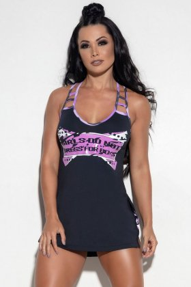 vestido-woman-power-badass-hipkini-3336672 Hipkini Fitness e Praia