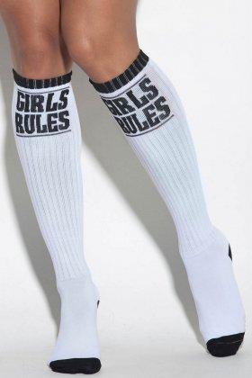 meia-woman-power-girls-rules-branca-hipkini-3336607 Hipkini Fitness e Praia