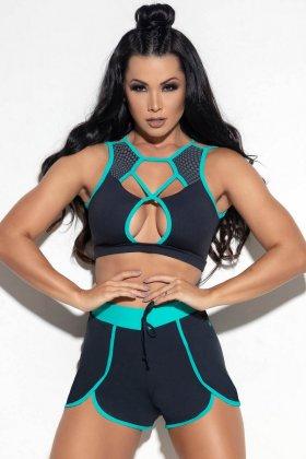 Shorts Woman Power Endurance - Hipkini 3336735 Hipkini Fitness e Praia
