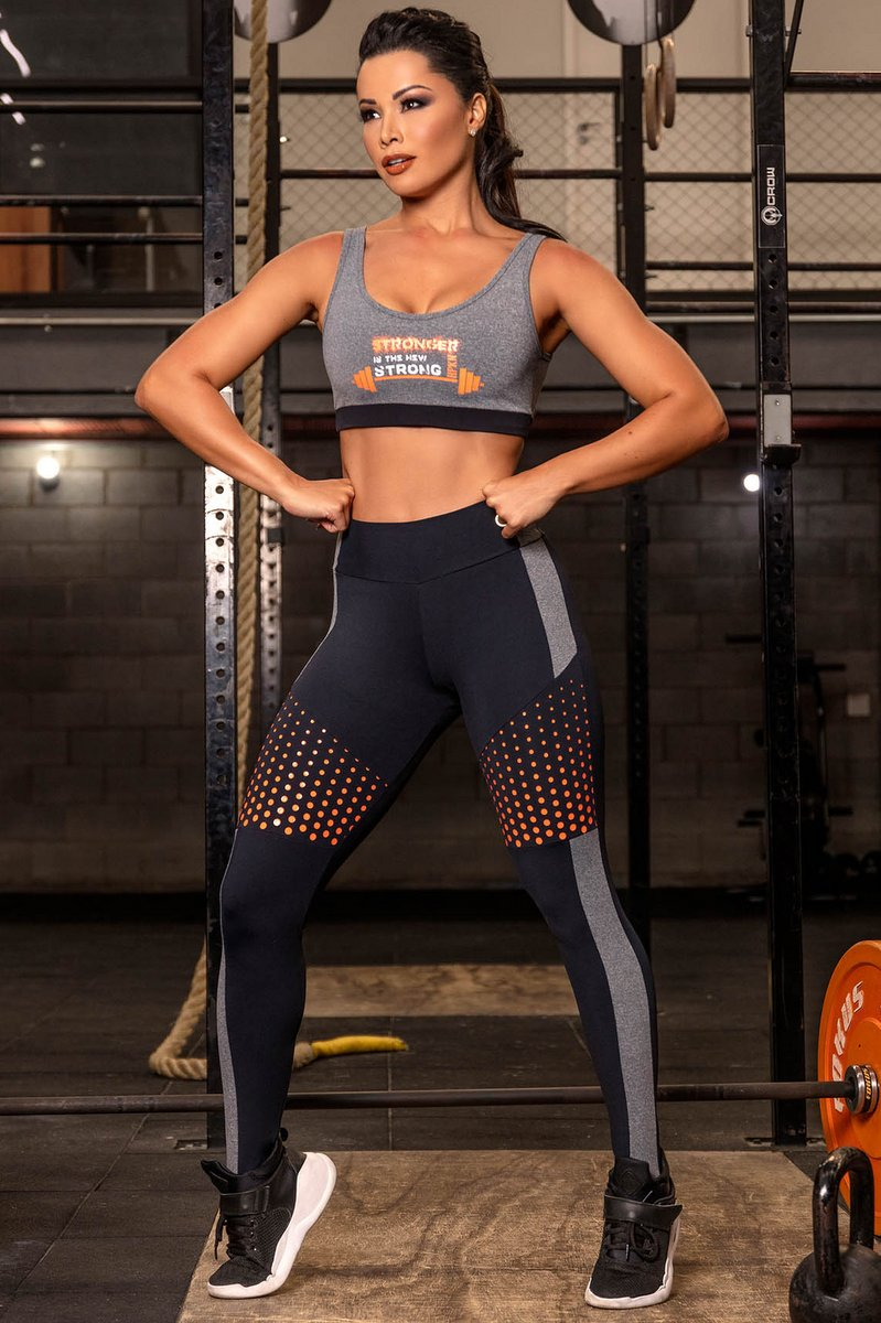 Hipkini Legging Woman Power Grow 3336741