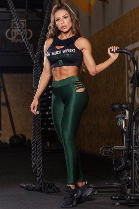 Legging Pulley - Hipkini 3336763 Hipkini Fitness e Praia