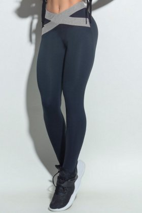 legging-combat-checked-blend-hipkini-3337003 Hipkini Fitness e Praia