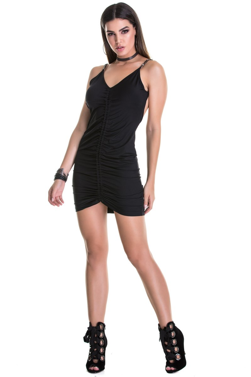 Labellamafia Vestido Labellamafia MVT14743