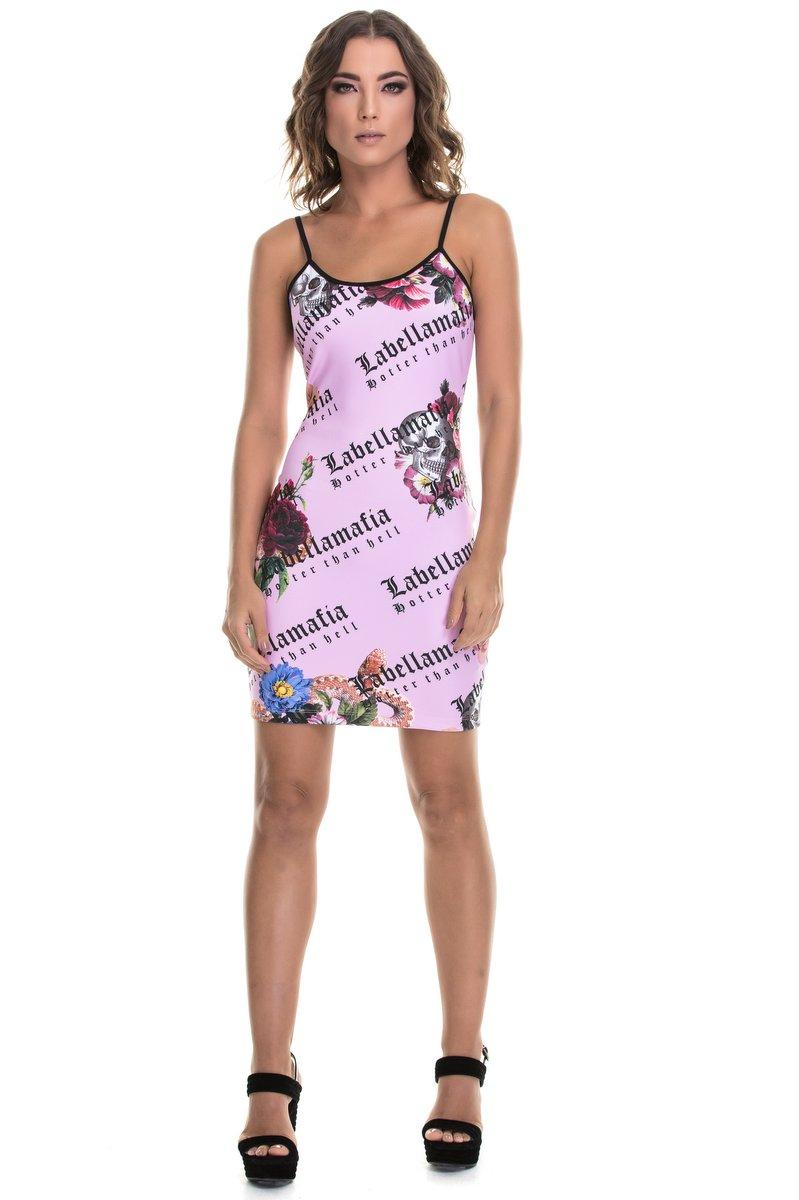 Labellamafia Vestido Labellamafia MVT14807