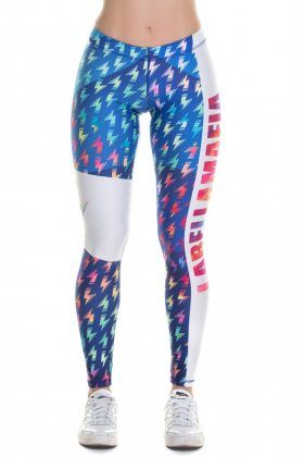 Legging Labellamafia  - Labellamafia FCL13591 Fit You Fashion Fitness