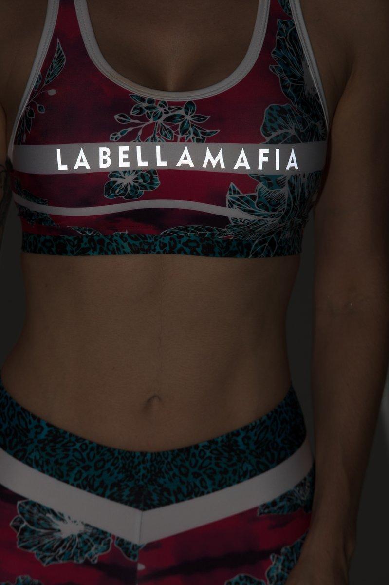 Labellamafia Conjunto Fitness Labellamafia FCJ13530