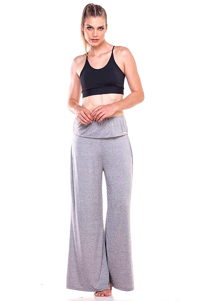 Zero Açucar Pants Flare Baggy 140191