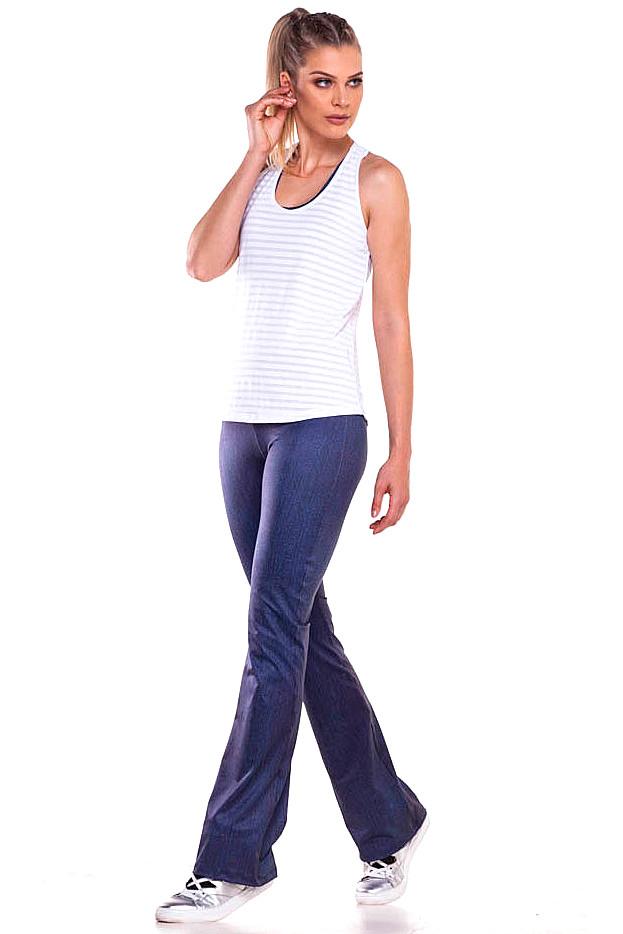 Zero Açucar Pants Flare Jeans 140180