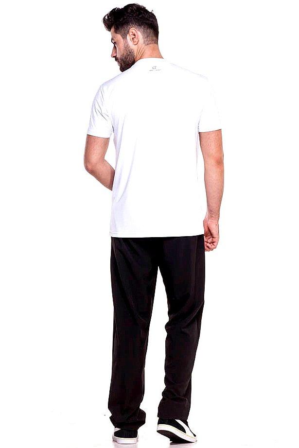 Zero Açucar Calça Masculina de Stretch 141048
