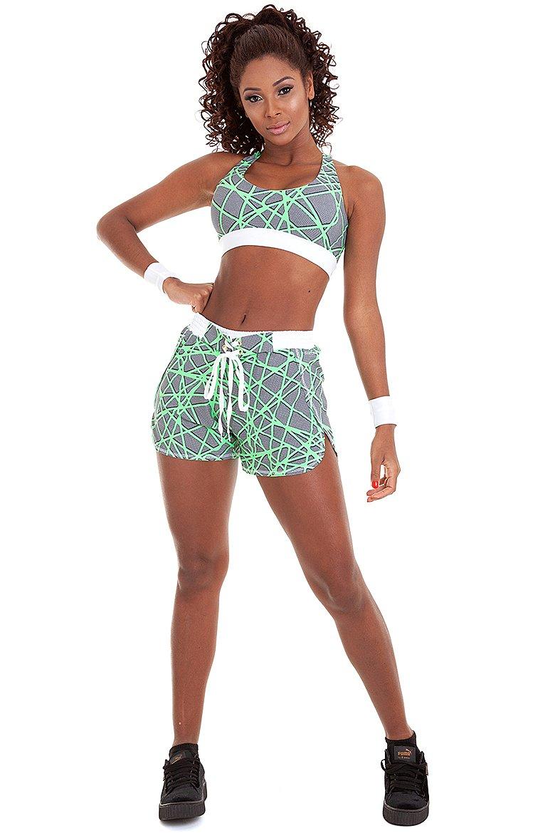 Garotafit Shorts Lara SH460E01