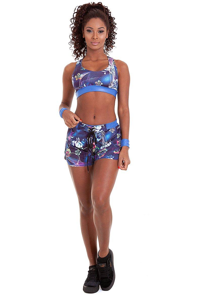 Garotafit Shorts Lara SH460E02