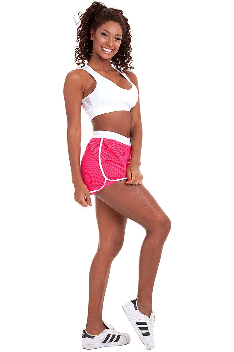 Garota Fit Shorts Yasmin SH459DP