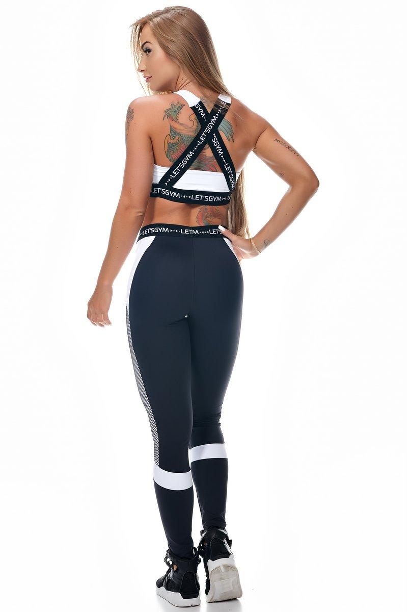 Lets Gym Calça Legging Tight L701