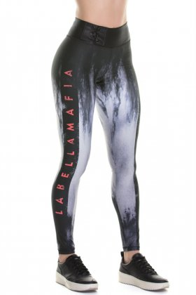 Legging Labellamafia  - Labellamafia FCL13526 Fit You Fashion Fitness