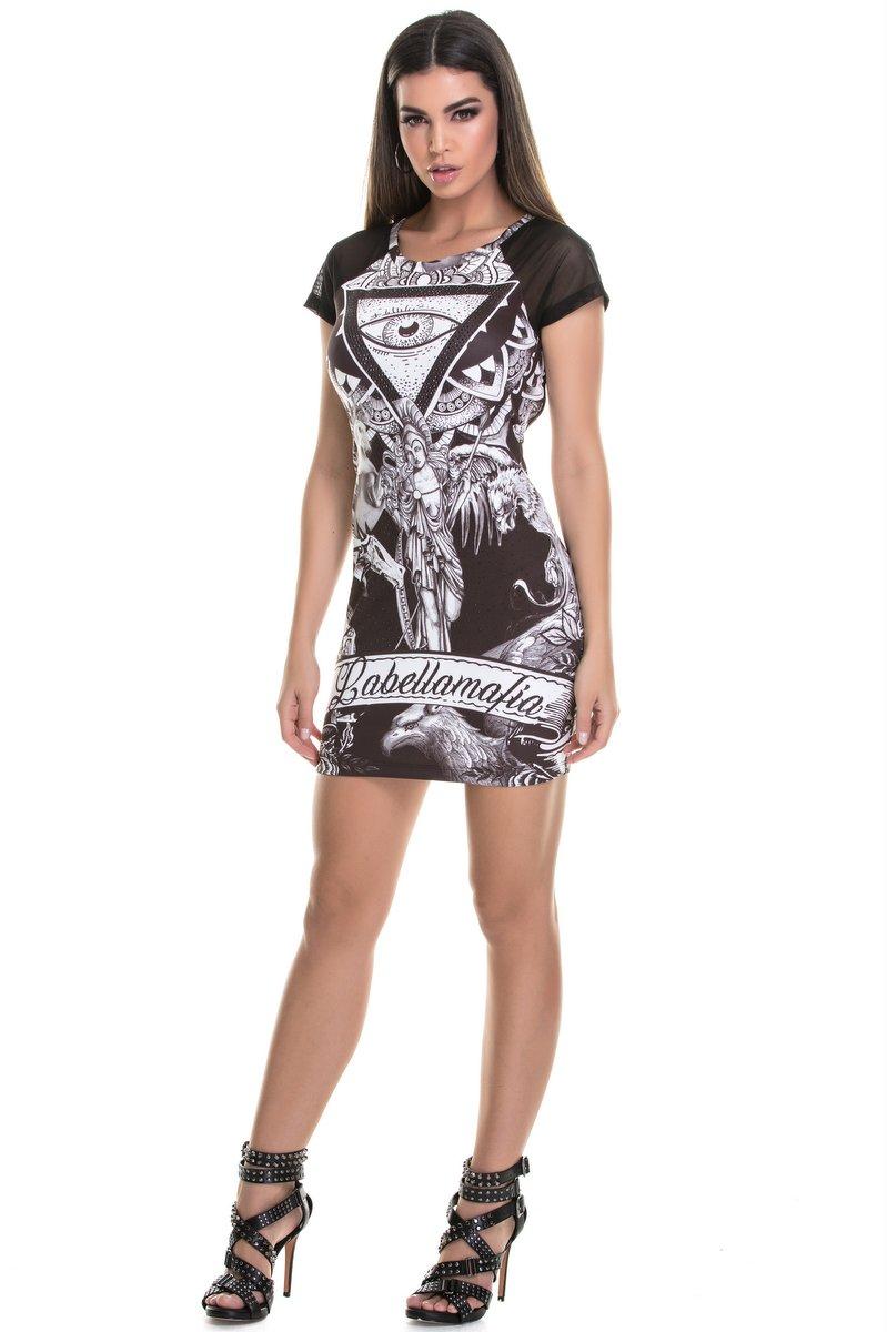 Labellamafia Vestido Labellamafia MVT14872