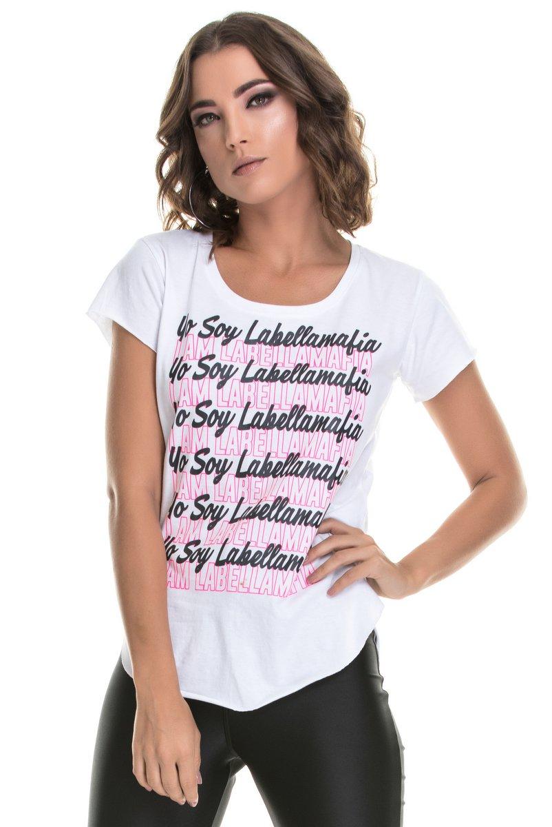 Labellamafia Blusa Labellamafia MBL14860