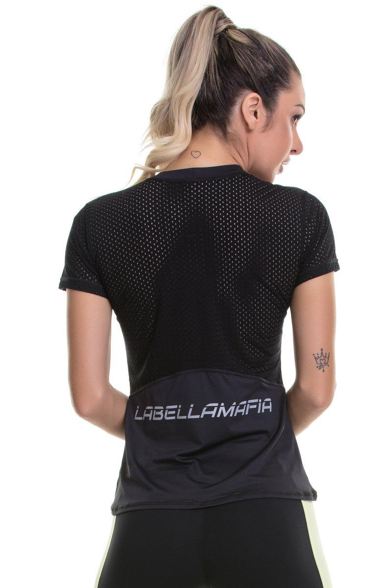 Labellamafia Blusa Labellamafia FBL13544