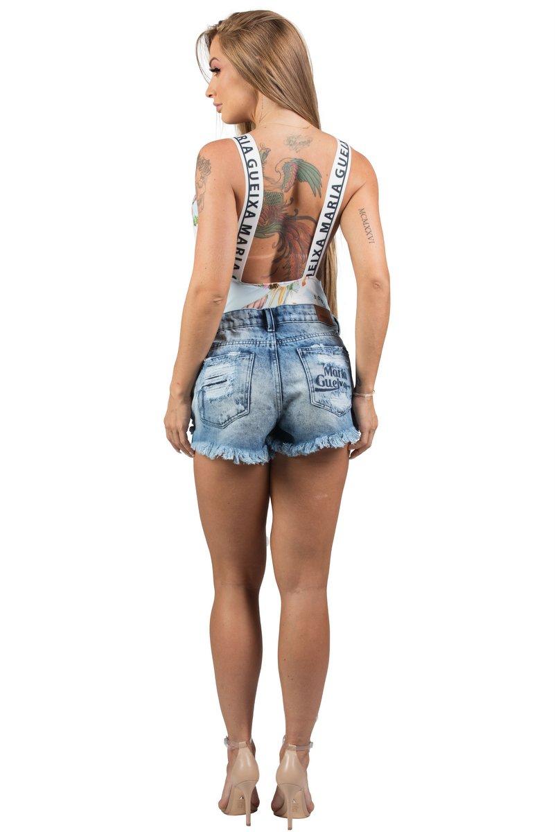 Maria Gueixa Shorts Jeans Maria Gueixa 005522