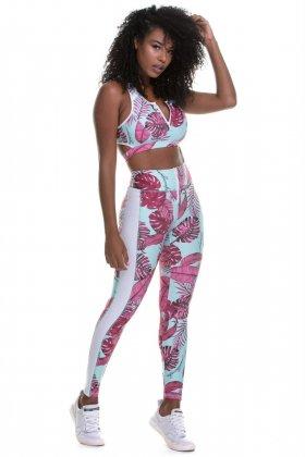 Legging Labellamafia  - Labellamafia FCL13574 Fit You Fashion Fitness