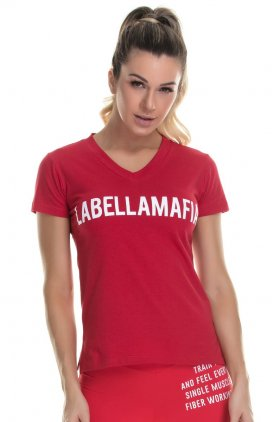 Blusa Labellamafia - Labellamafia FBL13600 Fit You Fashion Fitness