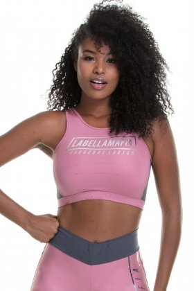 Top Labellamafia - Labellamafia FTP13627 Fit You Fashion Fitness