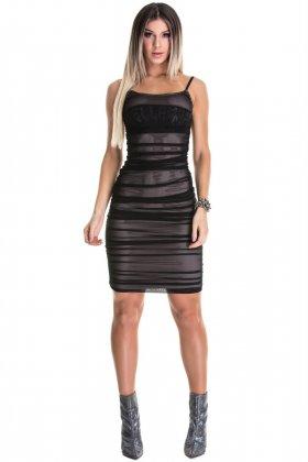 Vestido Labellamafia - Labellamafia MVT14873 Fit You Fashion Fitness