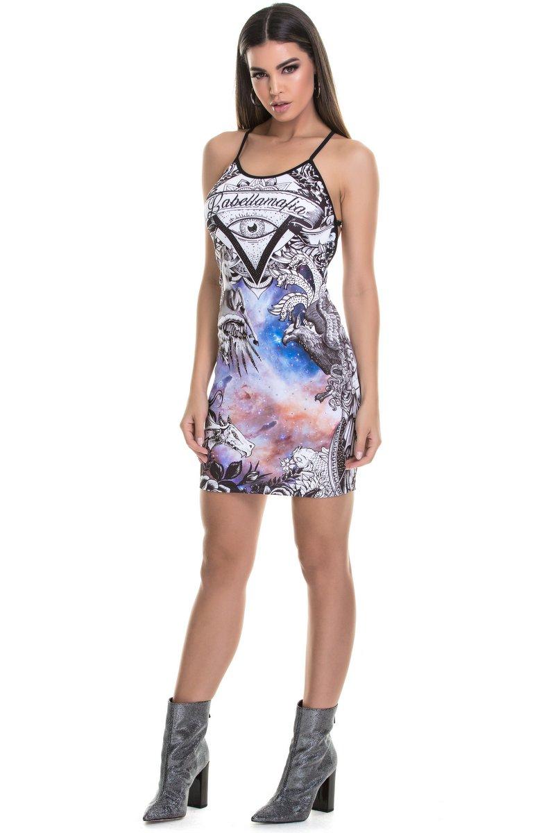 Labellamafia Vestido Labellamafia MVT14865