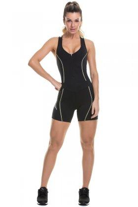 Macaquinho Labellamafia  - Labellamafia FMA13540 Fit You Fashion Fitness
