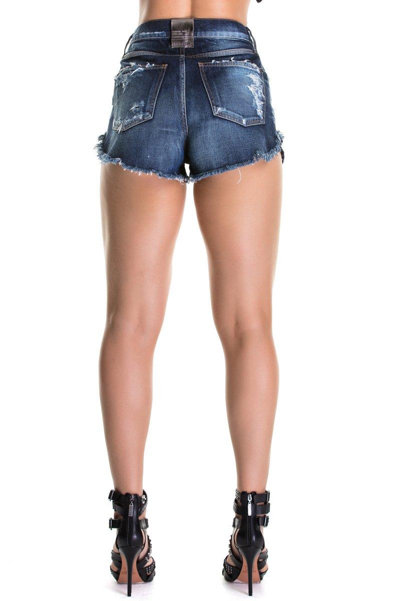 Labellamafia Shorts Jeans Labellamafia SHJ564