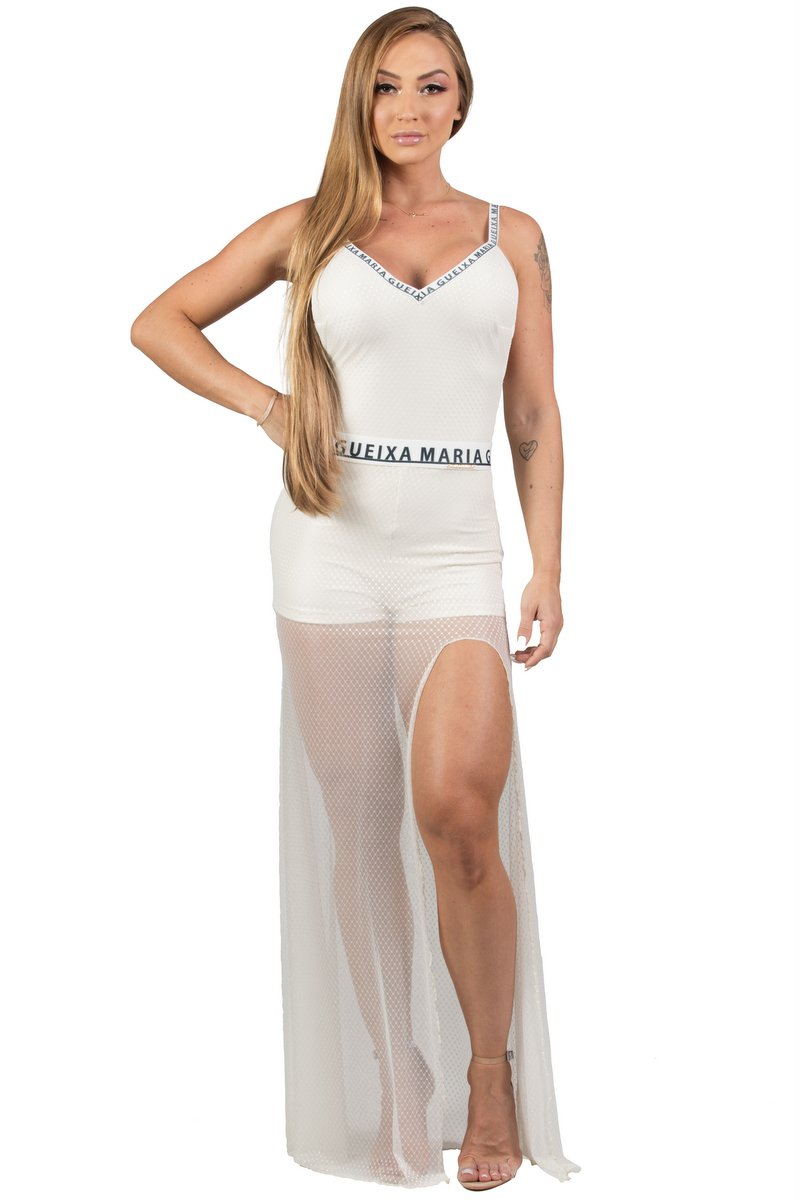 Maria Gueixa Set Body and Long Skirt 005435