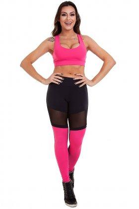 conjunto-luiza-garota-fit-fcs78d Garota Fit Fashion Fitness e Praia