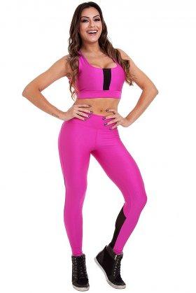 conjunto-thais-garota-fit-fcs80d Garota Fit Fashion Fitness e Praia
