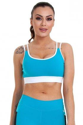 top-daniela-garota-fit-tob35l Garota Fit Fashion Fitness e Praia