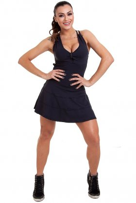 dress-jessica-garota-fit-vez16a Garota Fit Fashion Fitness e Praia