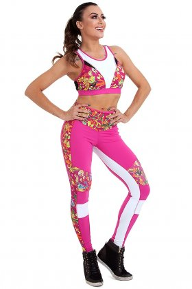 set-nicole-garota-fit-fcs79e02 Garota Fit Fashion Fitness e Praia