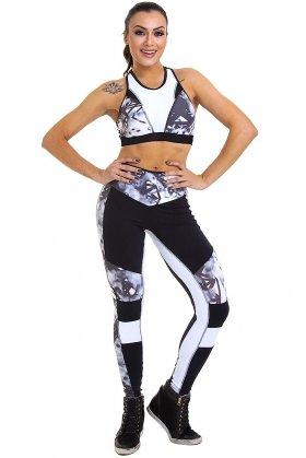 set-nicole-garota-fit-fcs79e03 Garota Fit Fashion Fitness e Praia