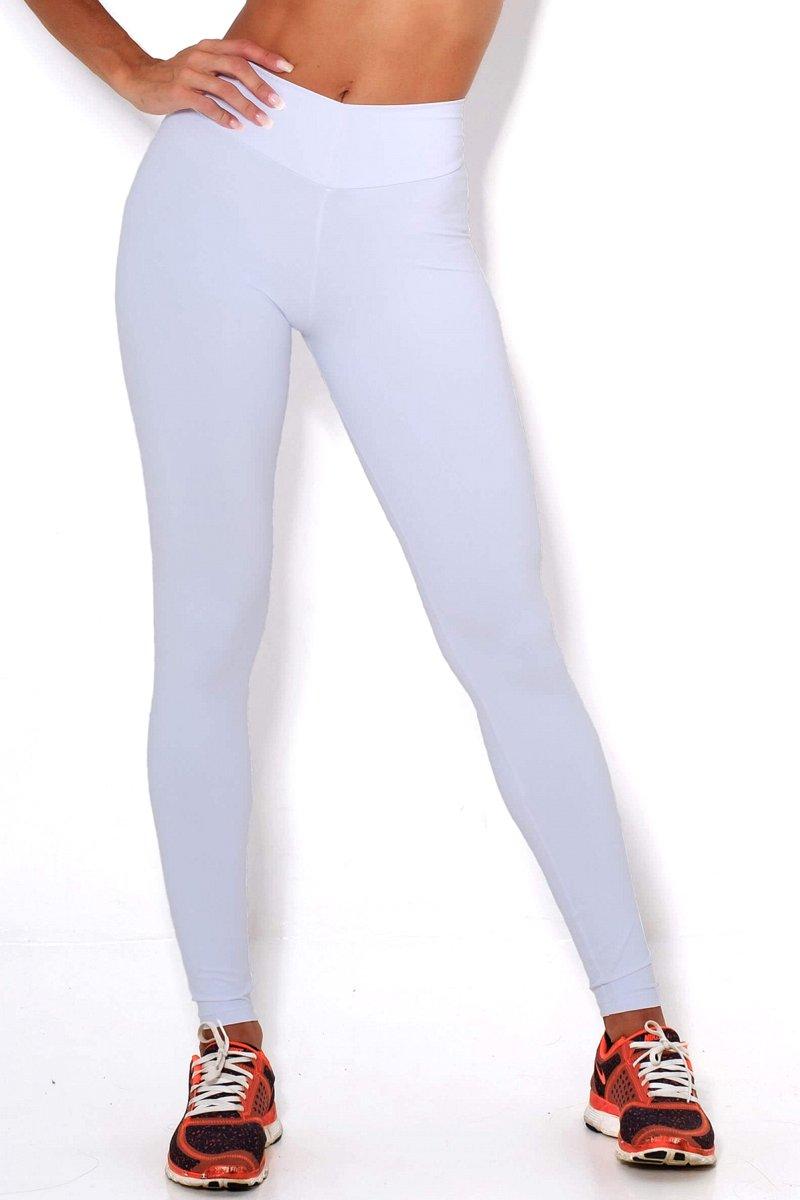 Canoan Calça Legging Comfort Branca 11112
