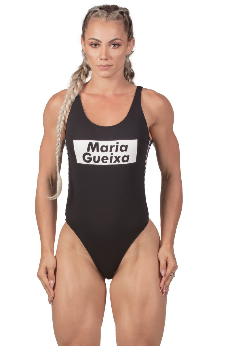 Maria Gueixa Body May Start Gym Black 005494
