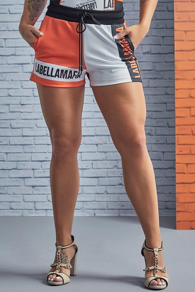 Labellamafia Shorts Labellamafia  MSH14974