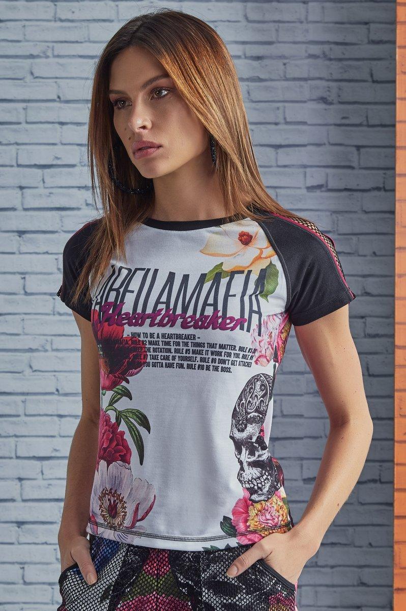 Labellamafia Blusa Labellamafia MBL14972