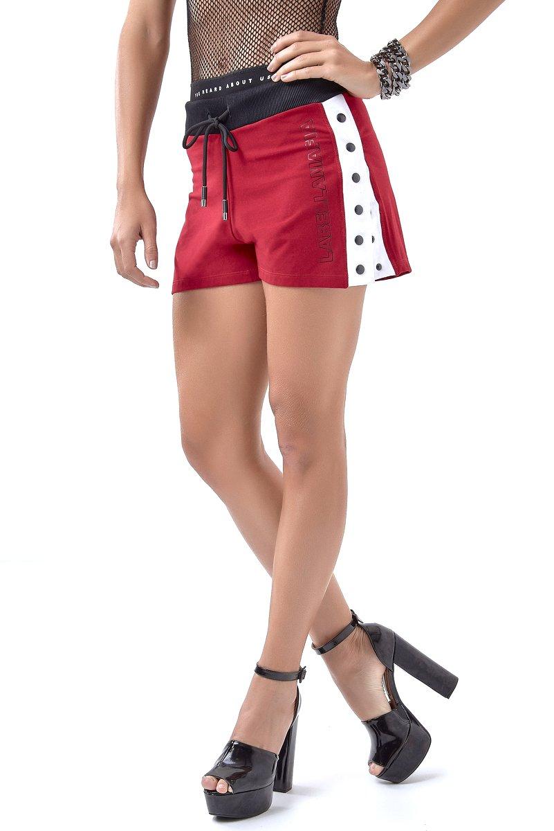 Labellamafia Shorts Labellamafia  MSH14978